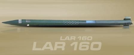 الراجمة الاسرائلية متعددة المهام ال-lynx   Lars160